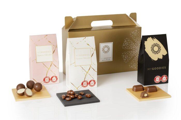 מארז שוקולדים - ונוס הזהב