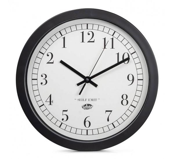 שעון קיר הפוך
