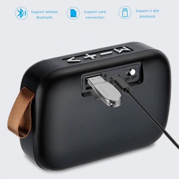 רמקול בלוטות' משולב נגן MP3