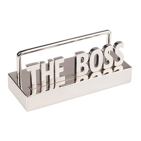 מעמד כרטיסי ביקור למנהלים - THE BOSS