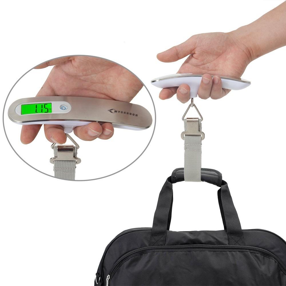 """משקל מזוודות דיגיטלי - עד 50 ק""""ג"""