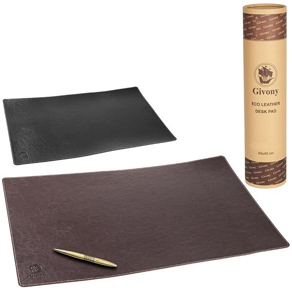 משטח עבודה לשולחן המנהל דמוי עור