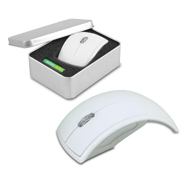 עכבר מחשב אלחוטי מתקפל - אופטיק