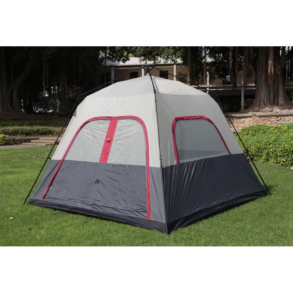 אוהל שטח משפחתי ענק רחב עד 8 אנשים