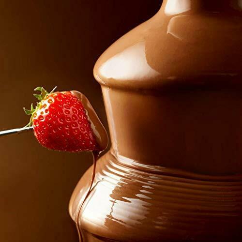 מיני מפל שוקולד פונדו